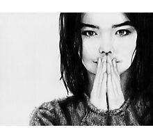 Björk Photographic Print