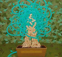 The Suffering Bonsai 2007 by SACHA CIRCULISM