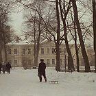 Pushkinskaya near Leningrad(sorry St Petersburg !) by celticvodka