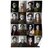 Game of Thrones War Print, Collection 1 Poster
