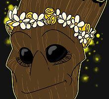 I Am Pretty Groot! by Static-Byte