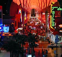 """Fremont Street"" by David Lee Thompson"