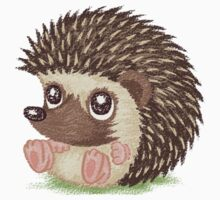 Round hedgehog Kids Clothes