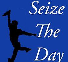 Seize The Day - Silhouette Newsie by Lexie  Ramos