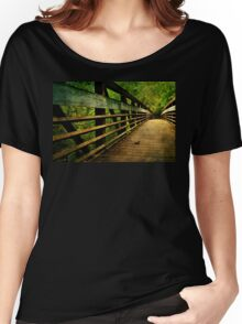 A long way to the other side of the bridge Women's Relaxed Fit T-Shirt