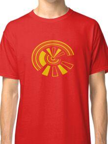 Mandala 15 Yellow Fever Classic T-Shirt