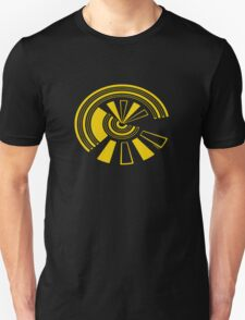 Mandala 15 Yellow Fever Unisex T-Shirt