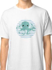 Octopus - Waves Classic T-Shirt