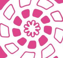 Mandala 29 Pretty In Pink Sticker