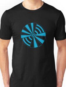 Mandala 17 Into The Blue Unisex T-Shirt