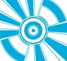 Mandala 17 Into The Blue Sticker