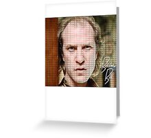 Buffalo Bill - Skin to Win Greeting Card