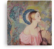 Celine Canvas Print