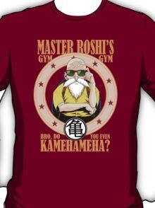 Master Roshi's Gym T-Shirt