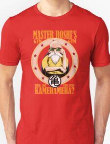 Master Roshi's Gym Unisex T-Shirt