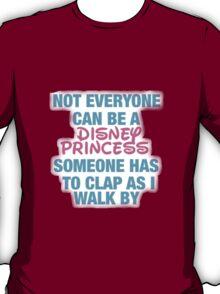Disney Princess- Hipster Quote  T-Shirt