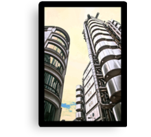 Lloyds of London by Tim Constable Canvas Print