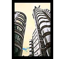 Lloyds of London by Tim Constable Photographic Print