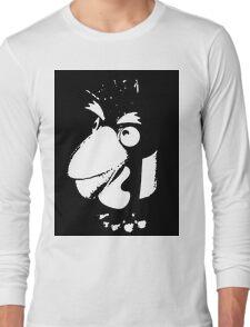 Pesky penguin Long Sleeve T-Shirt