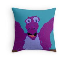 Which  of the 6 Eyes Dragon Throw Pillow