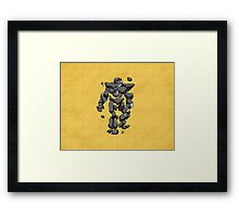 The Atronach Framed Print
