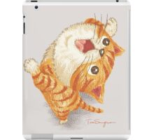 Tabby to look up at iPad Case/Skin