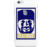 Matt Kemp Padres iPhone Case/Skin