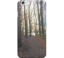 Woodlands Lower Rivington Reservoir Lancashire iPhone Case/Skin