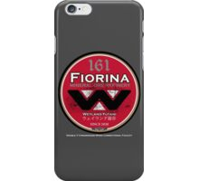 "Fiorina ""Fury"" 161 iPhone Case/Skin"