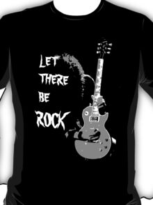 LET THERE BE ROCK T-SHIRT T-Shirt