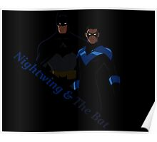 Nightwing and The Bat Poster