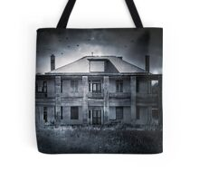 The Texas Chainsaw Massacre - Hewitt House #9 Tote Bag