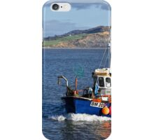 Slippery Dick ~ Lyme Regis iPhone Case/Skin