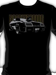 Mad Max Inspired Roadwarrior   Yellow T-Shirt