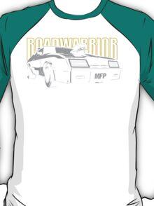 Mad Max Inspired Roadwarrior | Yellow T-Shirt