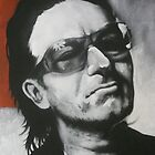 bono from u2 by alan  sloey