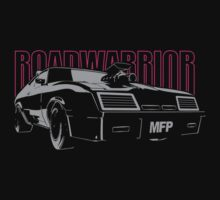 Mad Max Inspired Roadwarrior | Pink Girl Edition by GTOclothing