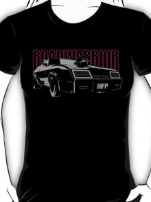 Mad Max Inspired Roadwarrior   Pink Girl Edition T-Shirt
