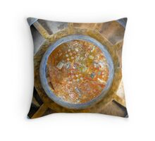"""Hopi World"" Throw Pillow"