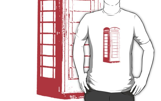 Phone Box by Darren Bell