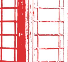 Phone Box Sticker