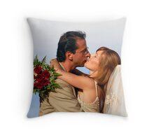 """The Wedding"" Throw Pillow"