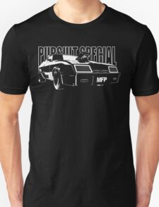 Mad Max Inspired Pursuit Special | White T-Shirt