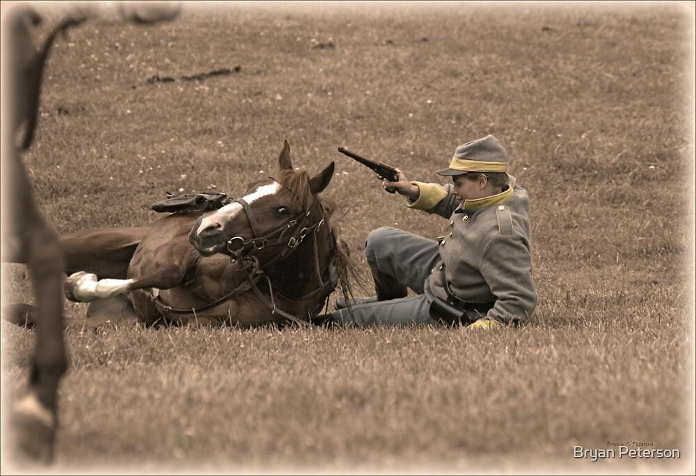 Fallen Rider by Bryan Peterson