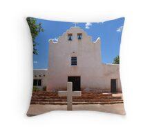 """Laguna Church"""" Throw Pillow"""