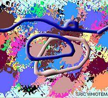 (HO MUMM) ERIC WHITEMAN  ART by eric  whiteman