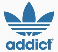 Addict Originals by Jared Crockford