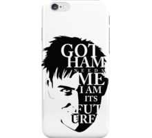 The Penguin - Quote (Version 2)   iPhone Case/Skin