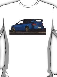 22B Sti WRX Impreza Subaru T-Shirt