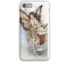 Hot Chocolate Fairy iPhone Case/Skin